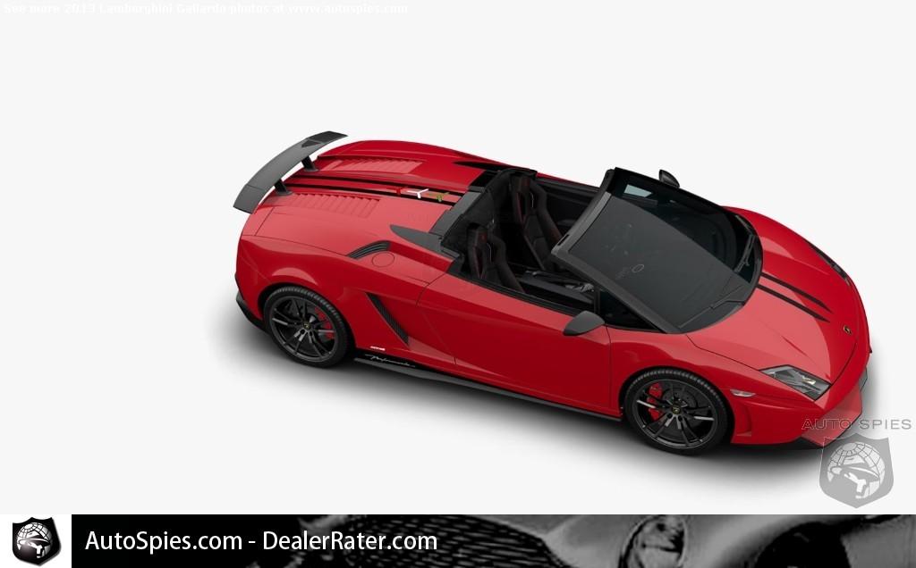 Lamborghini >> AutoSpies.com Photo Gallery